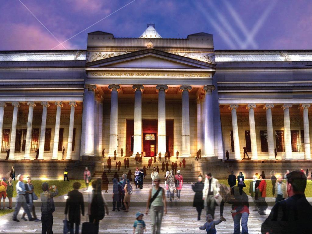 как знакомиться в музее