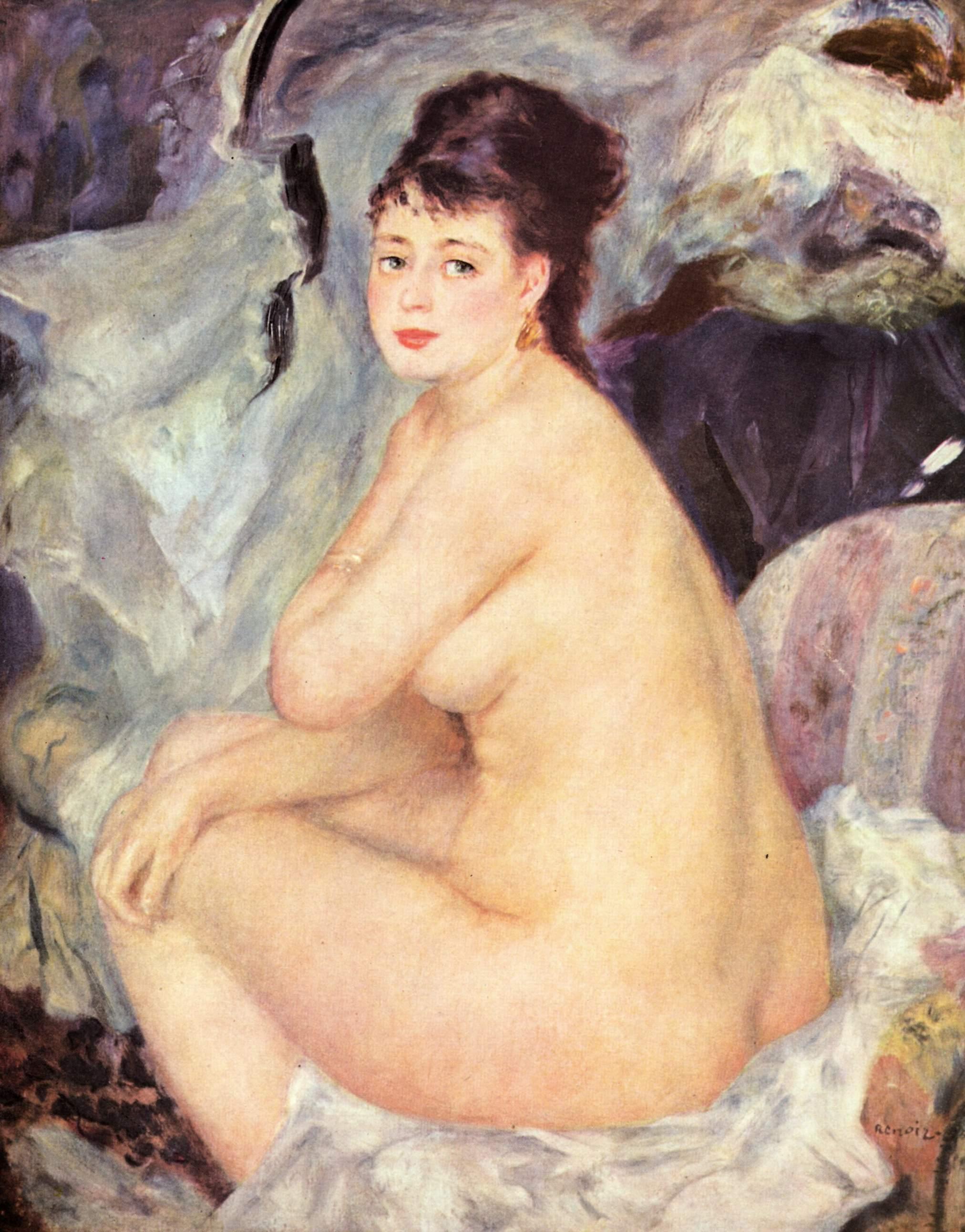 Художественная фотография обнажённых женщин фото 492-810